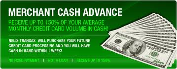 """Merchant Cash Advance for Small Business"""